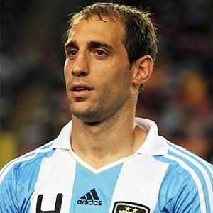 Pablo Zabaleta (Foto: AFP)