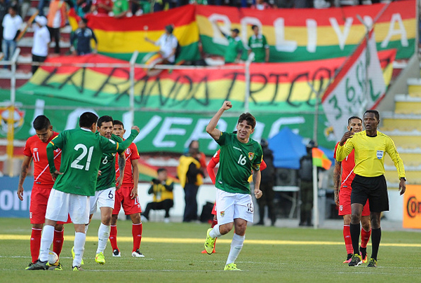 Raldés volvió a su selección tras más de un año de ausencia y lo hizo por todo lo alto. (Foto: AFP)
