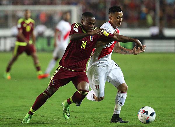 Perú demostró en Venezuela que es un equipo fuerte mentalmente. (Foto: prensa FPF)