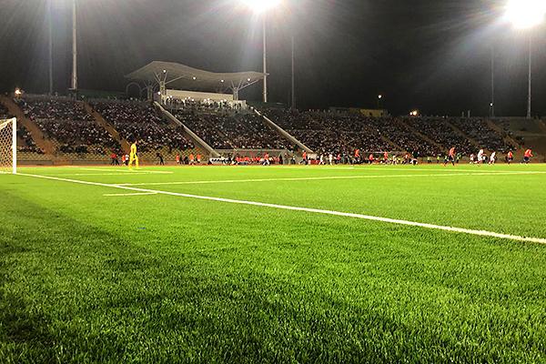 Las tribunas occidente y oriente de este estadio estuvieron a un tris de llevársela. (Foto: Pedro Monteverde / DeChalaca.com)