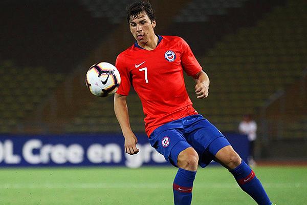 Chile puede apostar por Gonzalo Tapia el objetivo del Mundial. (Foto: Pedro Monteverde / DeChalaca.com