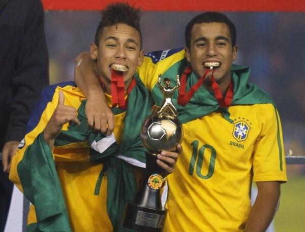 El delantero es la gran esperanza de Brasil para quedarse con el trofeo del Mundial en el 2014. Antes tendrá una prueba con la Copa Confederaciones (Foto: AP).