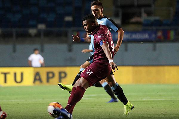 (Foto: Prensa Sudamericano Sub-20)