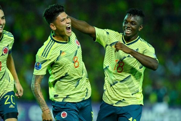 Carrasacal grita su gol, preludio de su enorme actuación. (Foto: Prensa FCF)
