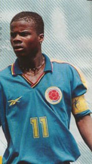 Johnnier Montaño pasó también por la Sub-20 colombiana (Foto: bestiariodelbalon.com)