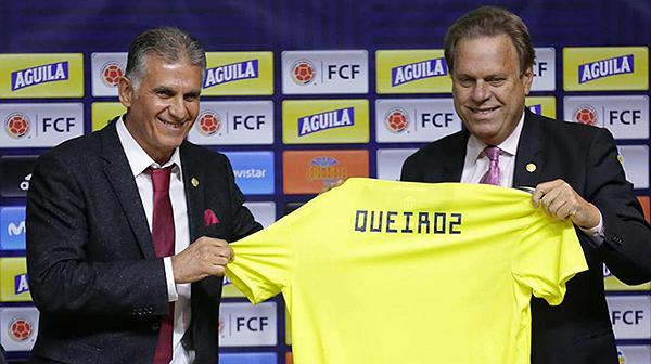 ¿Cómo le irá a Queiroz con Colombia? (Foto: EFE)