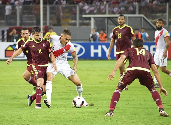 El crecimiento de Venezuela ha sido meritorio al darse en una sociedad que no es futbolera por tradición como otras. (Foto: Raúl Chávarry / DeChalaca.com)