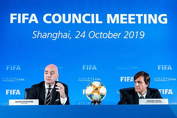 Gianni Infantino lidera el Consejo de la FIFA, en el que dispuso aumentar el presupuesto del fútbol femenino. (Foto: FIFA)