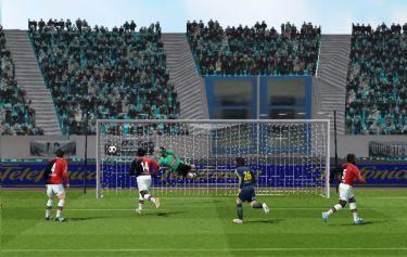 El remate distante de Cristian Ortiz se coló en el arco melgariano para decretar el empate (Imagen: Diego Rodríguez / Peru Evolution Soccer)