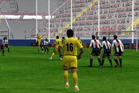 Sobre la hora, un cabezazo de Cristiano Da Silva batió a Pinto y le dio el triunfo a Cristal (Imagen: Diego Rodríguez / Peru Evolution Soccer)