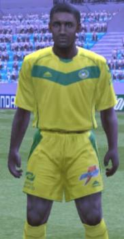 ¿Alguna vez lucirá el 'Avestruz' Carty esta camiseta alterna de modo oficial? (Imagen: Peru Evolution Soccer)