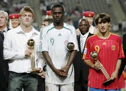Kroos, Chrisantus y Bojan, las tres grandes figuras del Mundial Sub-17 (Foto: FIFA.com)