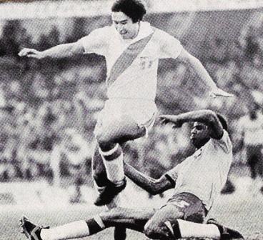 El 'Trucha' Rojas no causó en la selección el mismo revuelo que en el extranjero (Foto: Don Balón Perú)