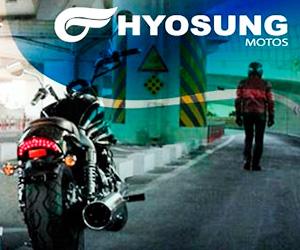 Motos Hyosung